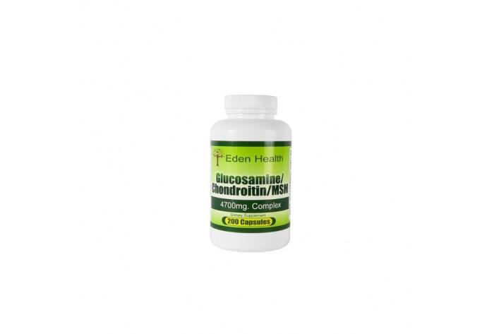 GLUCOSAMINE/CHONDROITIN/MSM