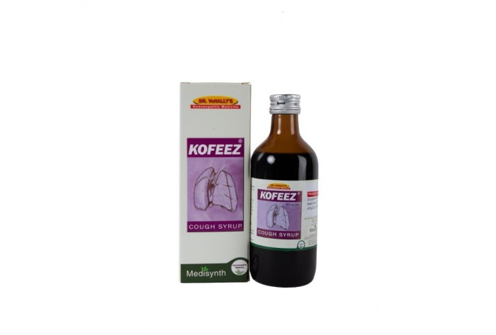 KOFEEZ COUGH SYRUP 200ML